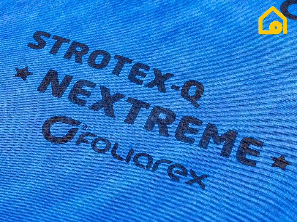 Protecx Dampopen Folie Foliarex Strotex-Q Nextreme DOF200-2