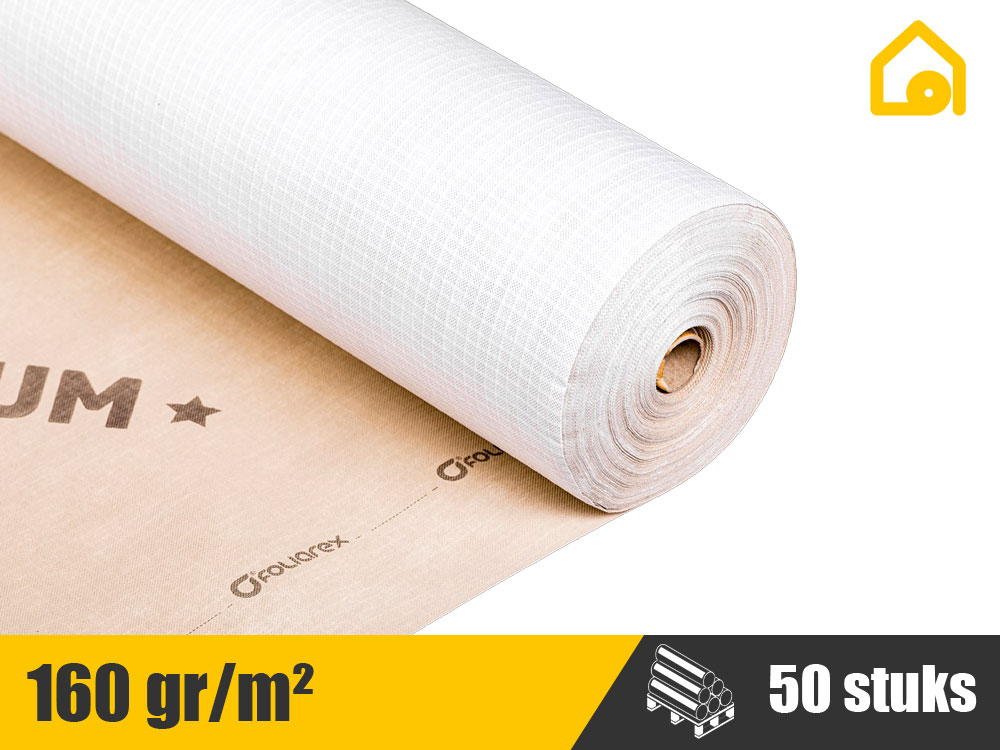 Protecx Dampopen Folie Foliarex Strotex-Q Strong Premium DOF160-P